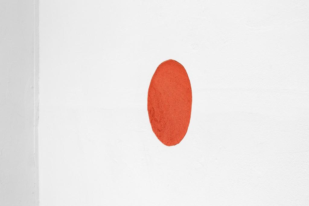 SARAH-JANE HOFFMANN Pastenmosaik Rot IfailedI 2014