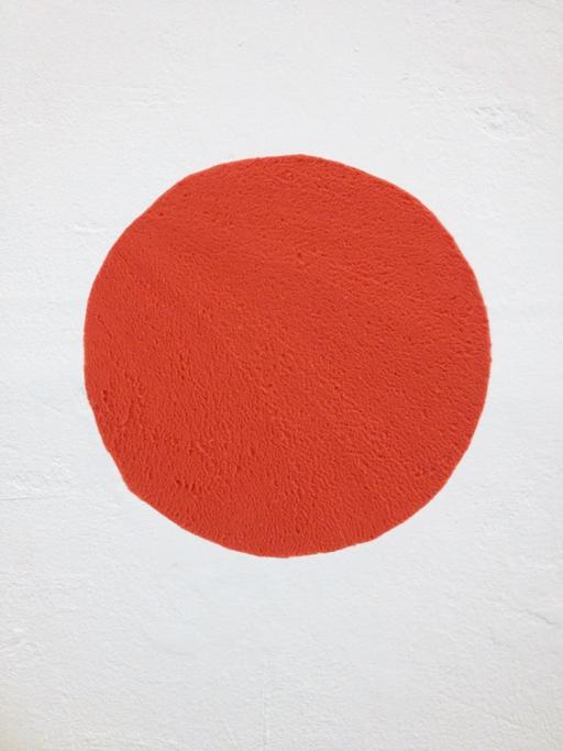 S A R A H - J A N E   H O F F M A N N Pastenmosaik Rot IfailedI 2014