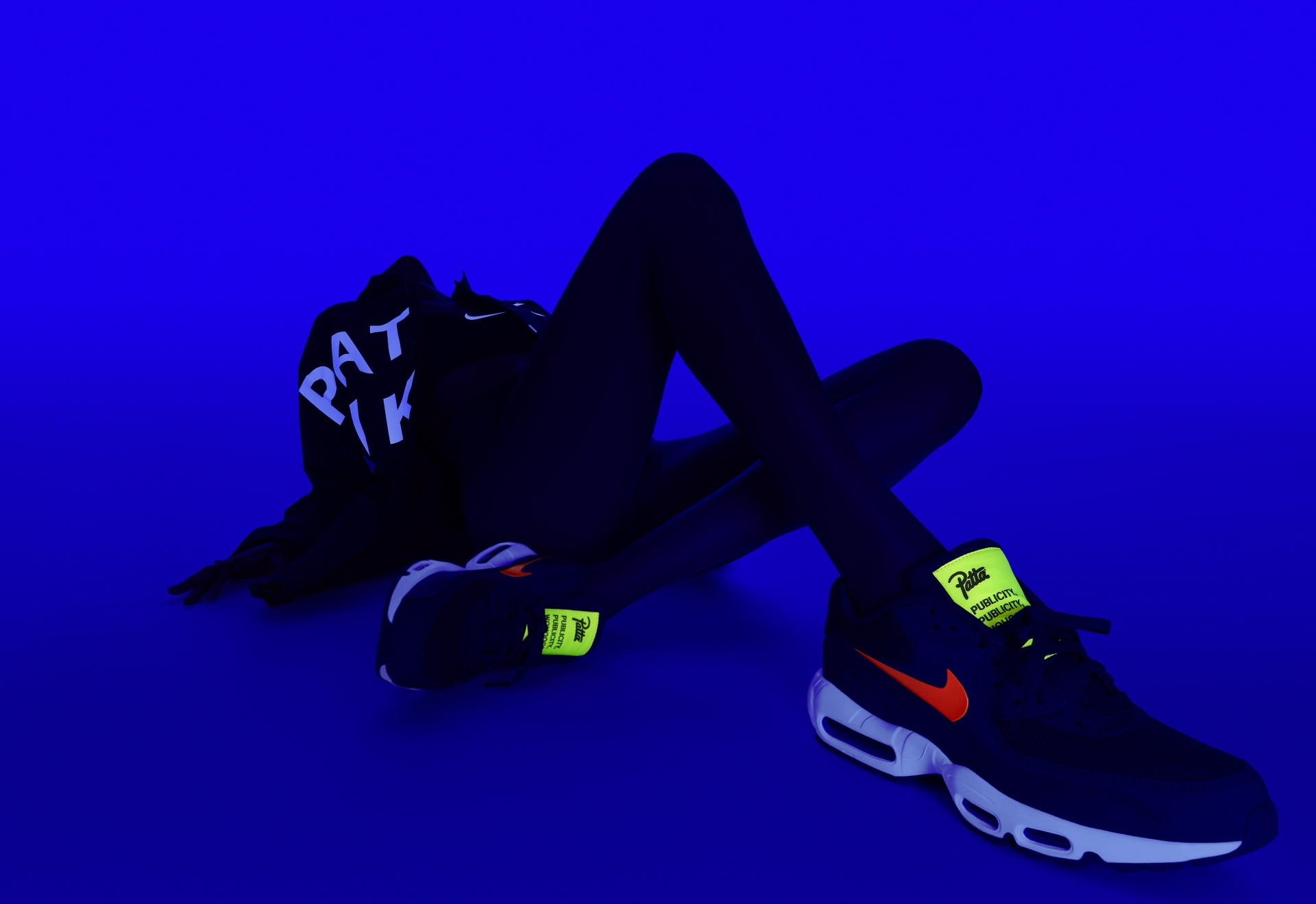 SARAH-JANE HOFFMANN Patta x Nike